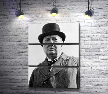 Сер Уинстон Черчилль