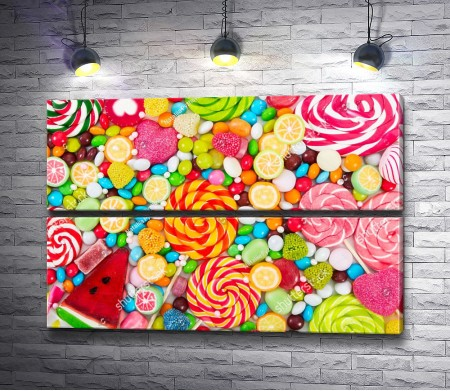 Ассорти из конфет