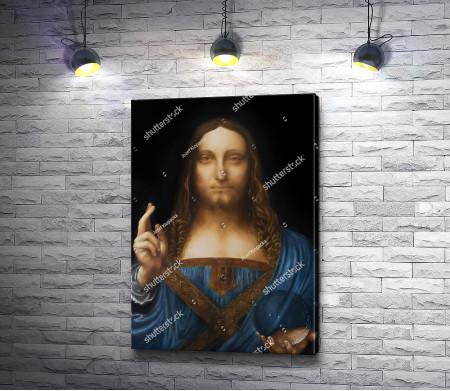 "Леонардо да Винчи""Спаситель мира"""