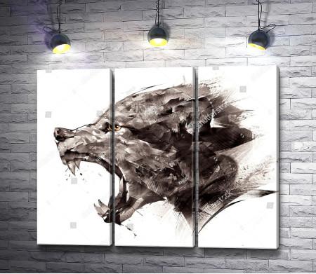 Рев волка