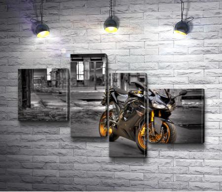 Эксклюзивный мотоцикл Kawasaki
