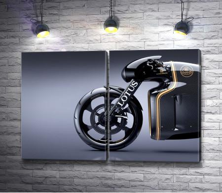 Эксклюзивный мотоцикл Lotus C-01