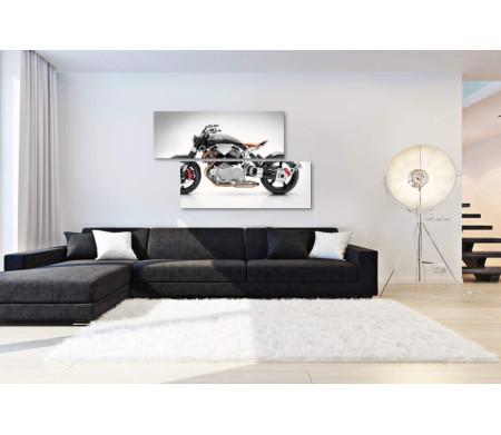 Мотоцикл Hellcat X132
