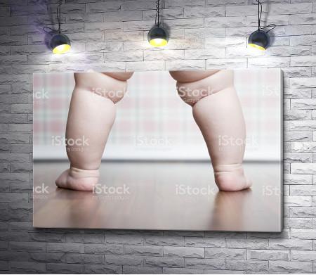 Ножки младенца