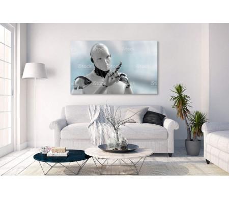 Робот с умным взглядом