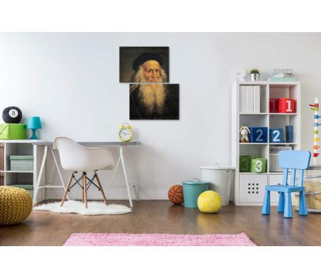 Великий художник Леонардо да Винчи