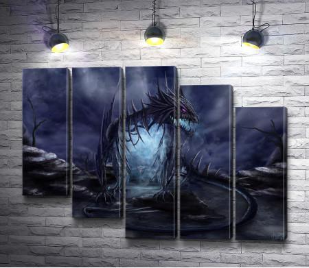 Портал внутри дракона