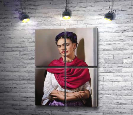 Мексиканская Художница  Фрида Кало