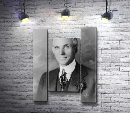 Генри Форд, портрет