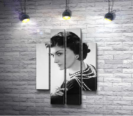 Элегантная Коко Шанель