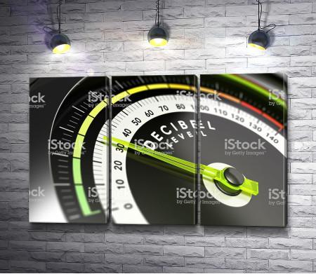 Прибор для измерения звука