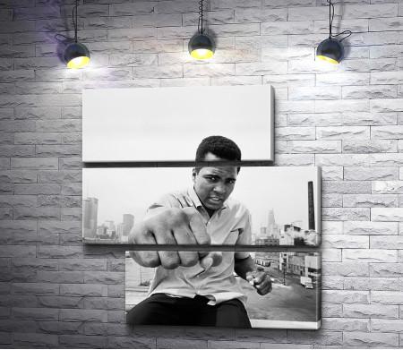 Легенда бокса - Мохаммед Али