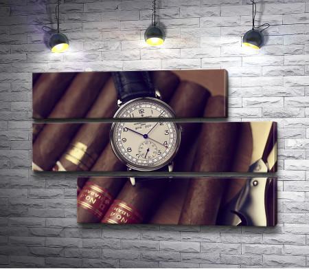 Швейцарские часы и сигары