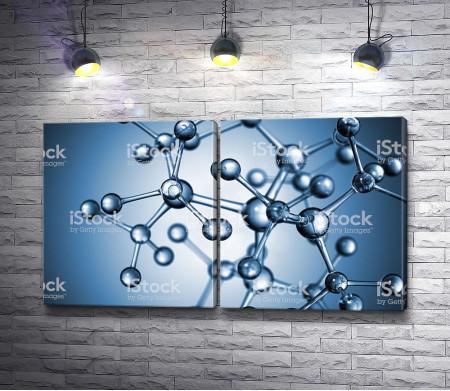 Строение молекулярных связей