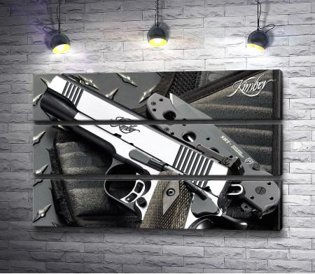 Огнестрельный пистолет