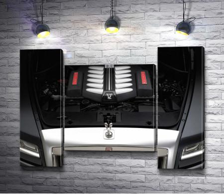 Двигатель автомобиля Rolls-Royce
