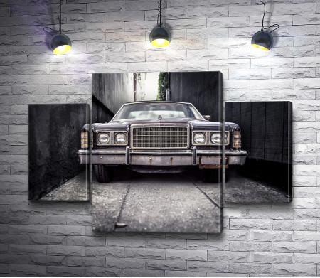 Старый форд