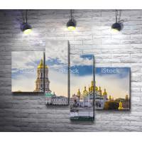 Архитектура Киево-Печерской лавры, Киев, Украина