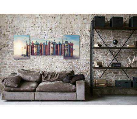 Книжные домики