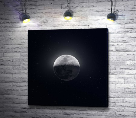 Луна в тени
