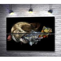Рыба, которая ест рыбу