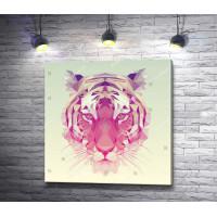 Тигр геометрический