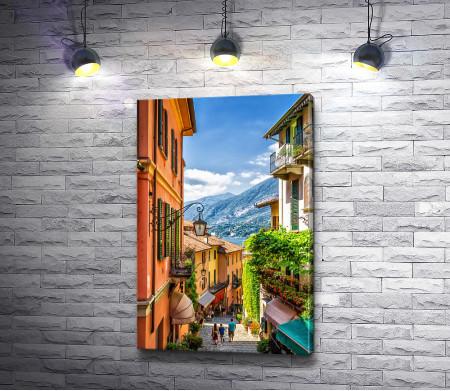 Прогулка по улочкам Ломбардии (Италия)