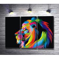 Радужный лев