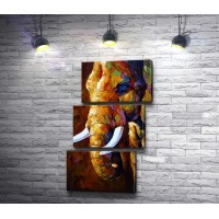 Слон в живописи