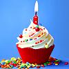 На день рождения