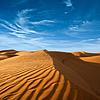 Пейзажи в пустыне