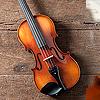 Виолончели, скрипки