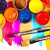 Канцтовары, краски