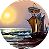 Морская живопись (марина)