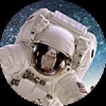 "Картины на холсте по теме ""Космонавты """