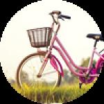 """Картины на холсте по теме """"Велосипеды"""""""