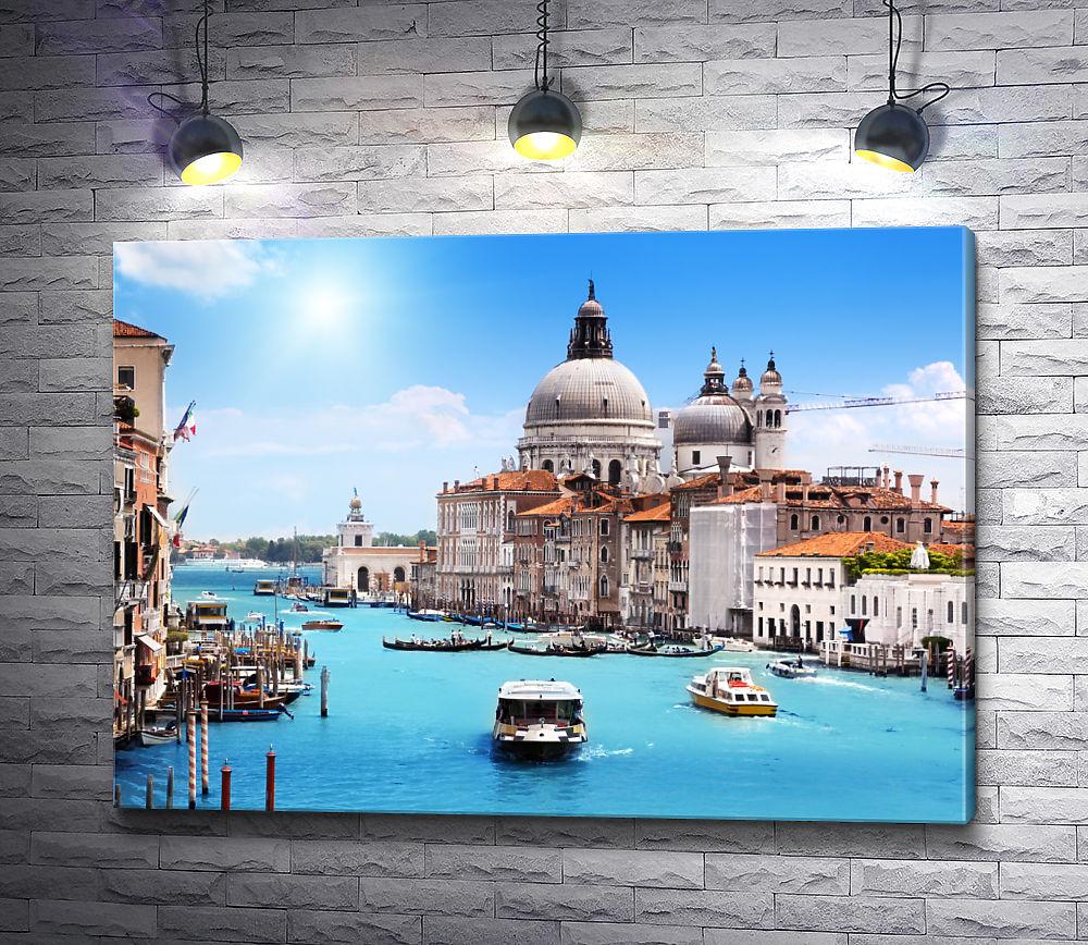 """Картина """"Гранд-канал. Венеция"""""""