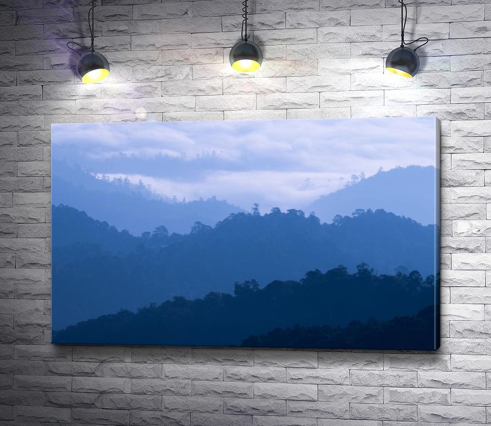 """Картина """"Туманное утро"""""""