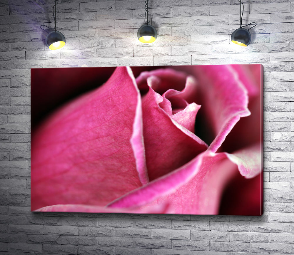 """Картина """"Бутон розовой розы"""""""