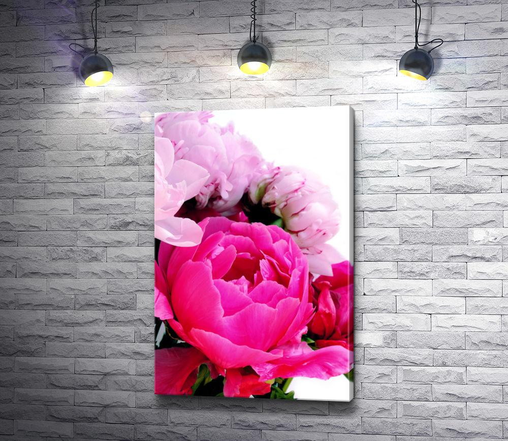 """Картина """"Букет из розовых роз"""""""