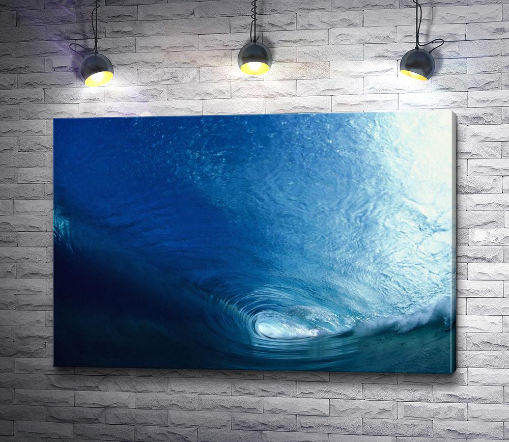 """Картина """"Под гребнем волны"""""""