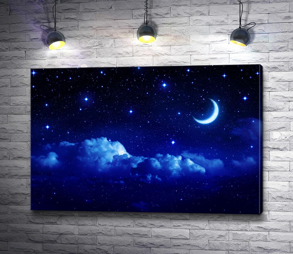 """Картина """"Звездная ночь"""""""