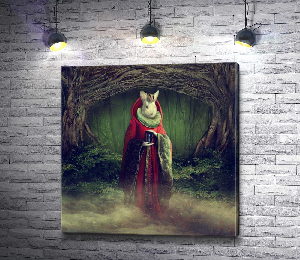 """Картина """"Король кроликов"""""""