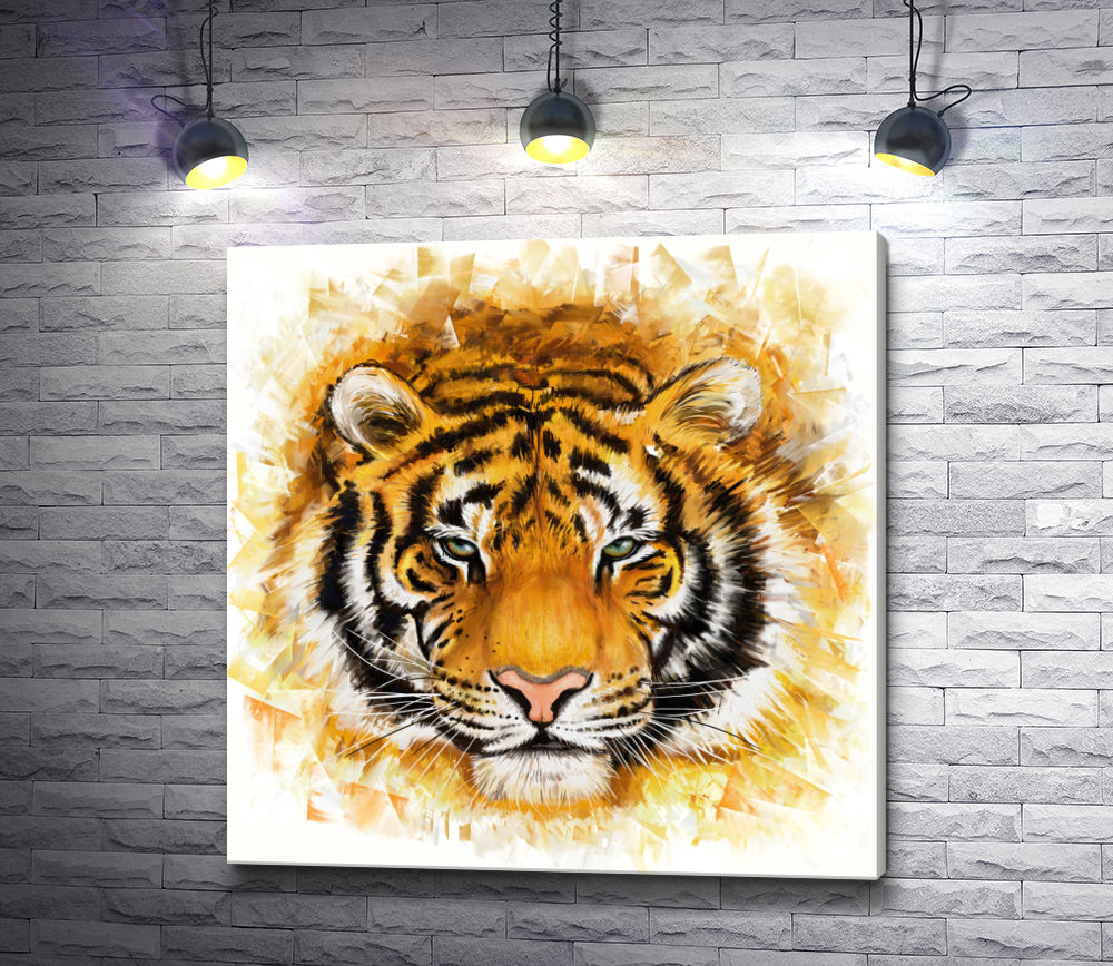 "Картина ""Бенгальский тигр """