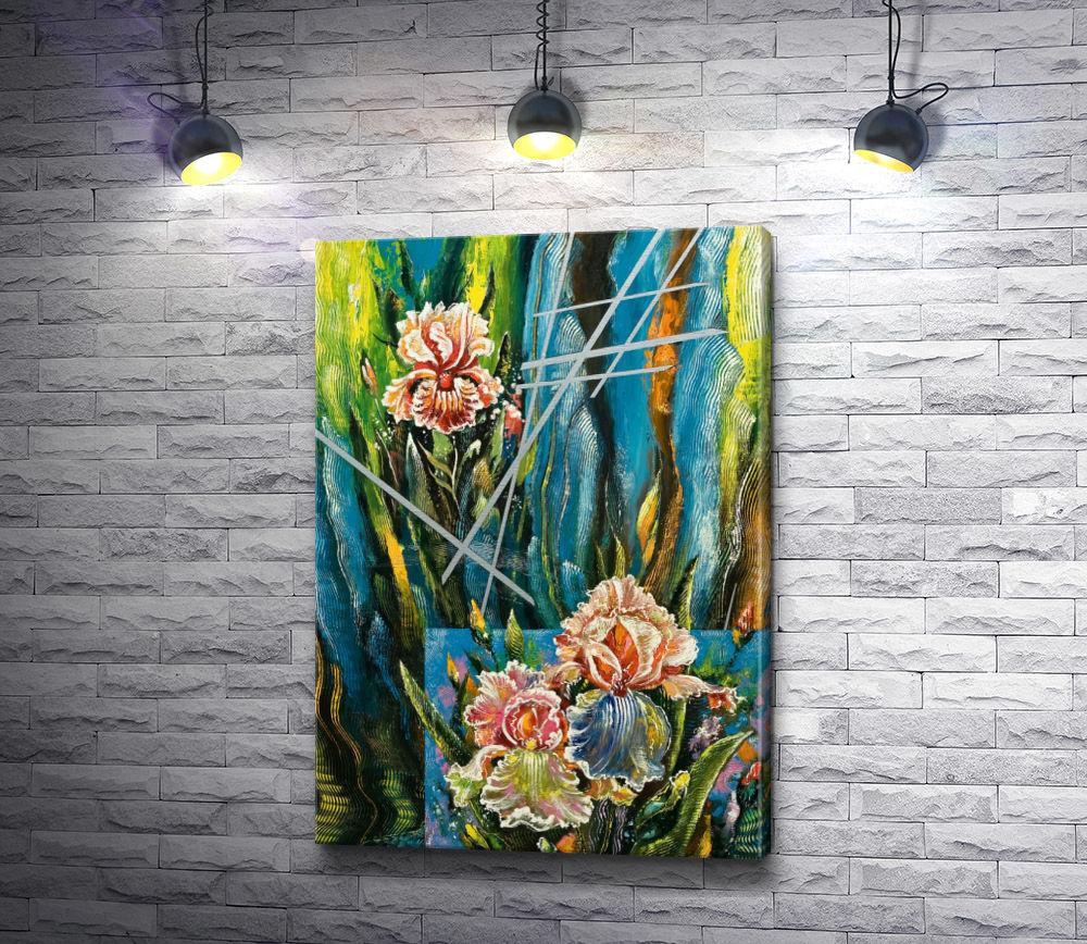 "Картина ""Цветочная композиция """