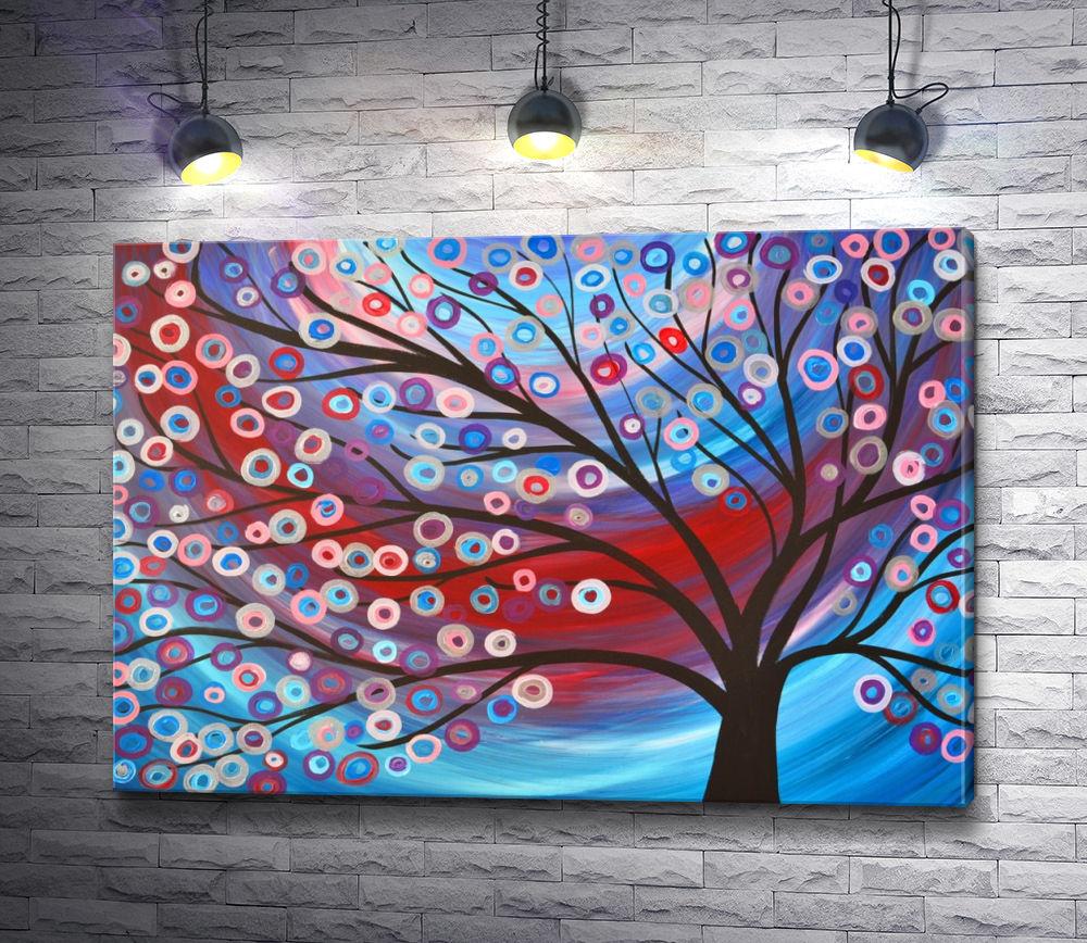 """Картина """"Волшебное денежное дерево"""""""