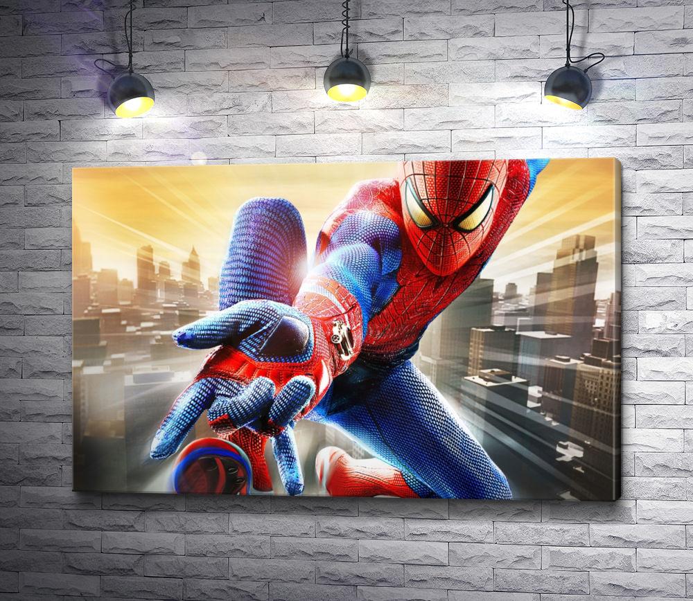 """Картина """"Человек-Паук """"The Amazing Spider-Man"""""""""""
