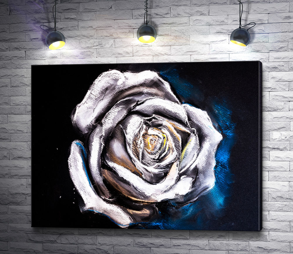 "Картина ""Чарующая роза"""