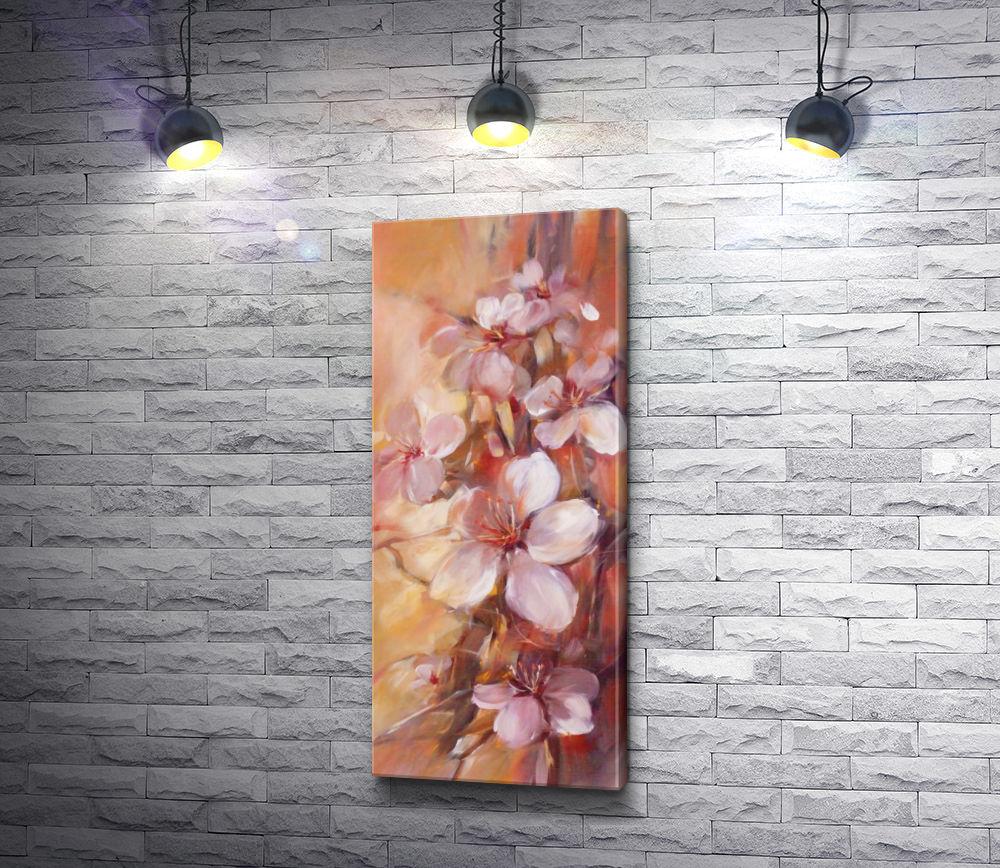 """Картина """"Цветущий миндаль """""""