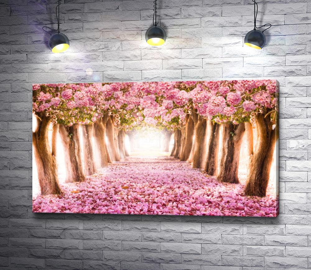"""Картина """"Цвет сакуры"""""""